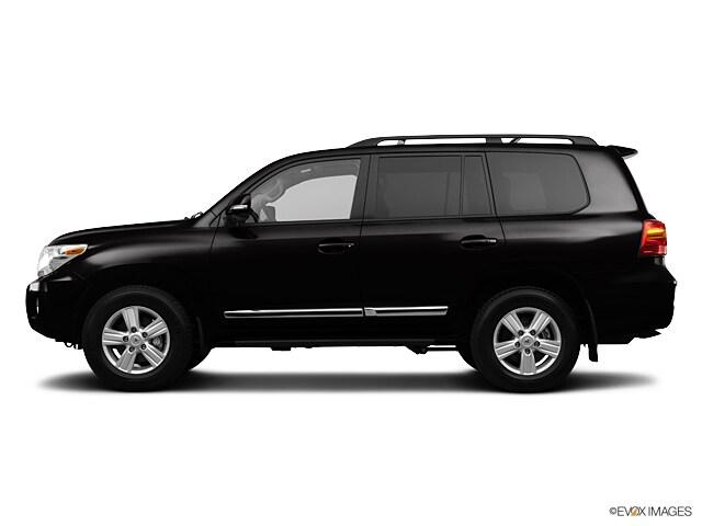 2013 Toyota Land Cruiser SUV