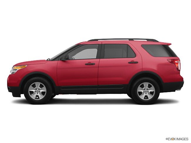 Used 2013 Ford Explorer Base SUV in Reading, PA
