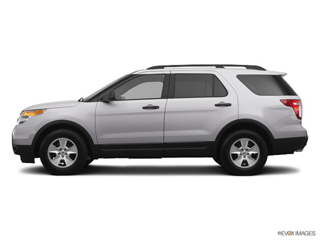 Used 2013 Ford Explorer SUV Salt Lake City