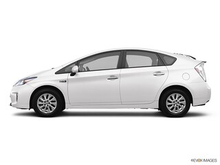 Used cars, trucks, and SUVs 2012 Toyota Prius Plug-in Base Hatchback for sale near you in Boston, MA