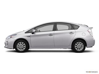 Used 2012 Toyota Prius Plug-in Advanced Hatchback for sale near you in Boston, MA