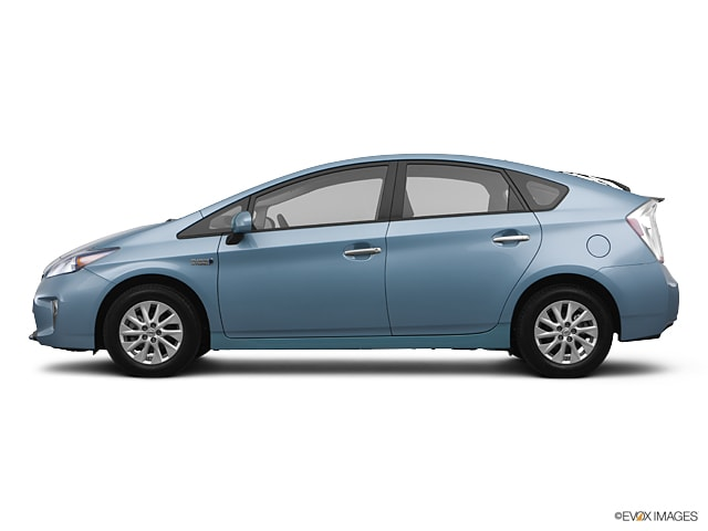 2012 Toyota Prius Plug-in Base Hatchback