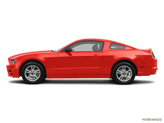 2013 Ford Mustang V6 Premium Coupe