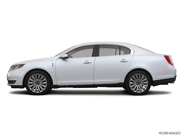 2013 Lincoln MKS Sedan