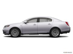2013 Lincoln MKS Front-wheel Drive
