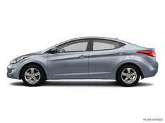 Used 2013 Hyundai Elantra GLS w/PZEV Sedan Fresno, CA