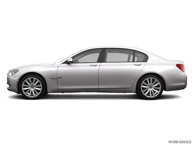 2012 BMW ActiveHybrid 750Li Li Sedan