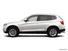 Used 2013 BMW X3 Xdrive28i SUV