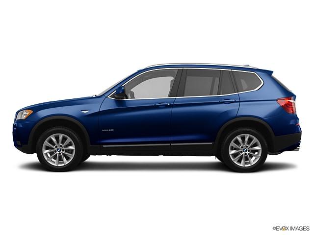 2013 BMW X3 xDrive28i AWD 4dr Xdrive28i Sport Utility