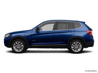 Used 2013 BMW X3 xDrive28i AWD  xDrive28i