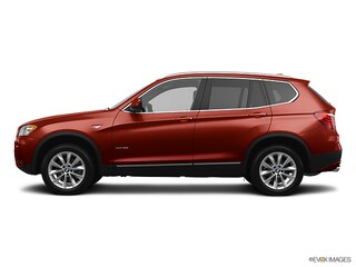 Used 2013 BMW X3 Xdrive28i SUV for sale in Colorado Springs