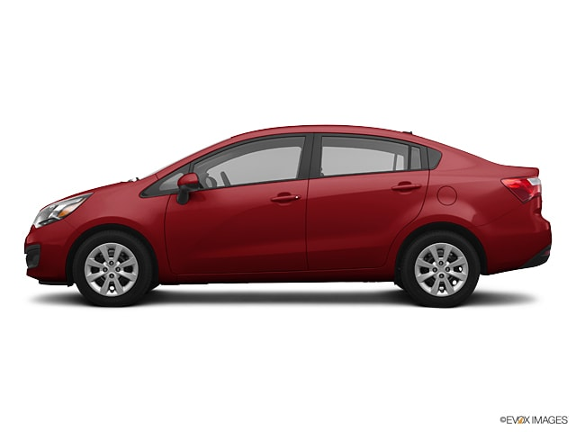 Used 2013 Kia Rio Sedan LX Signal Red For Sale In Montpelier VT |  VIN:KNADM4A38D6177739