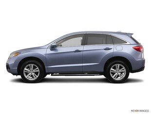 2013 Acura RDX RDX with Technology Package SUV