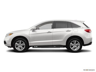 2013 Acura RDX With Technology Package SUV