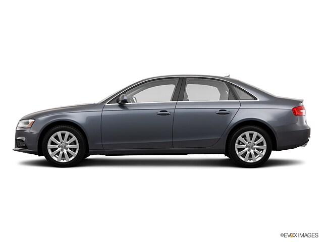 Used 2013 Audi A4 Premium Plus Sedan