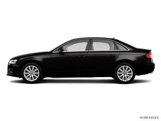 2013 Audi A4 2.0T Premium (Tiptronic) Sedan