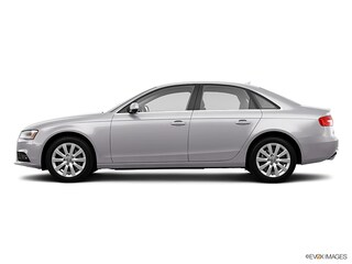 2013 Audi A4 2.0T Premium (Multitronic) Sedan