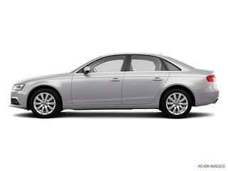 Used 2013 Audi A4 2.0T Premium (Tiptronic) Sedan Johnston, IA