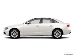 2013 Audi A4 2.0T Premium (Multitronic) Sedan