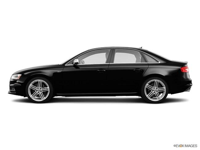 2013 Audi S4 3.0T Sedan