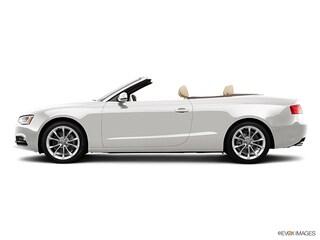 2013 Audi A5 Premium Plus Package Cabriolet