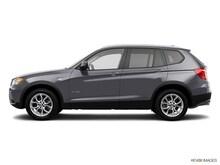 2013 BMW X3 xDrive35i AWD 4dr Xdrive35i Sport Utility