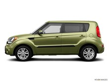 2013 Kia Soul Plus Hatchback