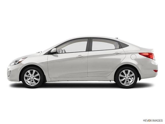 Used 2013 Hyundai Accent GLS Sedan Maite, Guam