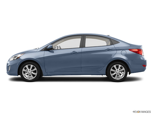 2013 Hyundai Accent GLS GLS  Sedan