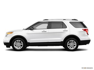 2013 Ford Explorer XLT Ford  SUV Front-Wheel Drive