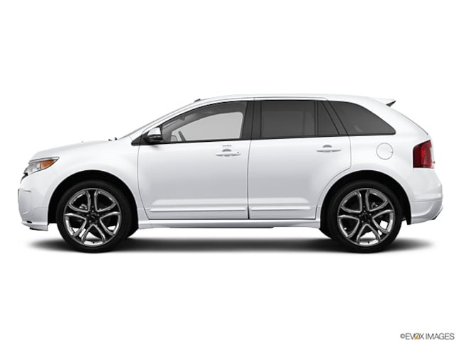 Used  Ford Edge Limited Awd Suv In Dubuque Ia
