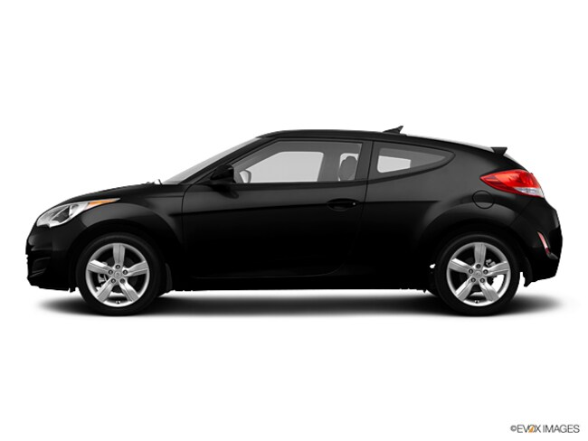 2013 Hyundai Veloster Base w/Gray Hatchback