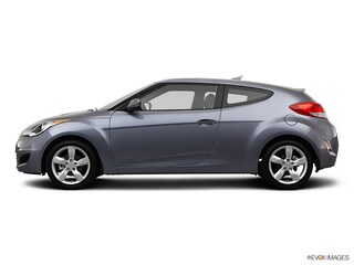 2013 Hyundai Veloster Base w/Black Hatchback