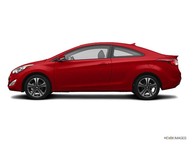 2013 Hyundai Elantra SE Coupe