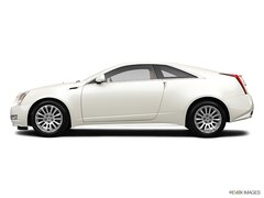 2013 CADILLAC CTS AWD Coupe