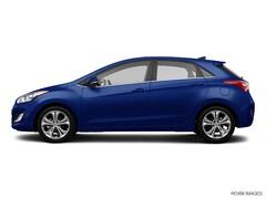 2013 Hyundai Elantra GT Base w/PZEV Hatchback