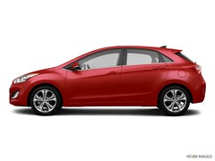 Used 2013 Hyundai Elantra GT Base w/Blue Hatchback in Tulsa, OK