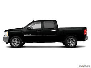 Used 2013 Chevrolet Silverado 1500 LT Truck Crew Cab for sale in Johnstown, PA