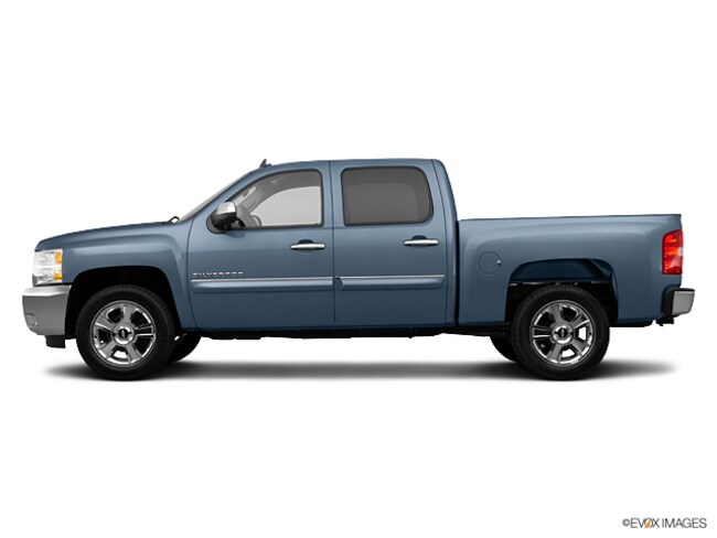 Used 2013 Chevrolet Silverado 1500 LT Truck Crew Cab For sale in Harlingen, TX
