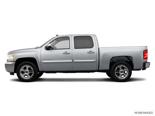 Discounted 2013 Chevrolet Silverado 1500 LT Truck Crew Cab for sale near you in Tucson, AZ