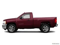 Used pickup trucks 2013 Chevrolet Silverado 1500 LT 4WD Reg Cab 119.0 LT for sale near you in Grand Junction, CO