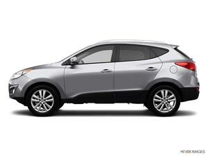 2013 Hyundai Tucson Limited w/PZEV