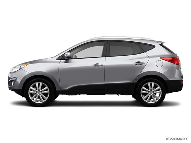 Used 2013 Hyundai Tucson Limited SUV for Sale in Pharr, TX