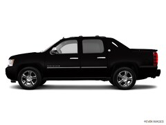 2013 Chevrolet Avalanche LTZ Black Diamond Truck Crew Cab