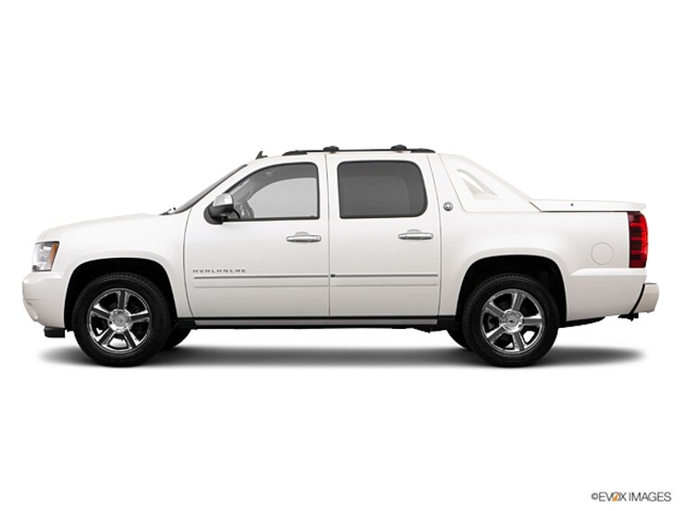 Used 2013 Chevrolet Avalanche LTZ Truck Crew Cab in Mandan, ND