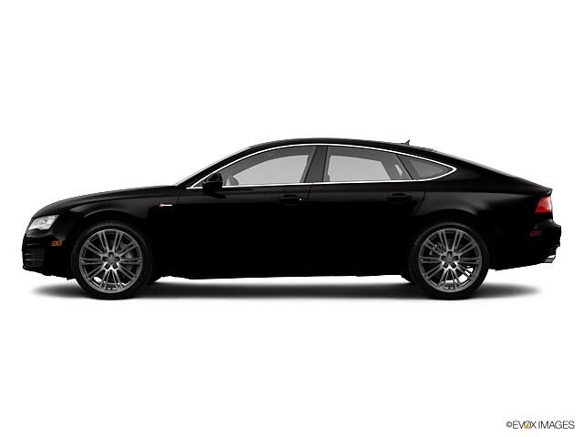 2013 Audi A7 AWD 3.0T quattro Premium Plus Sportback