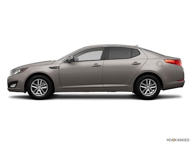 Used 2013 Kia Optima LX Sedan Danbury, CT
