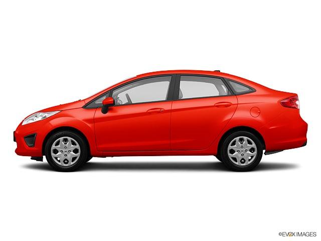 2013 Ford Fiesta Sedan