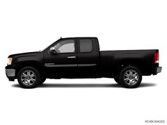 2013 GMC Sierra 1500 SLE 2WD Truck Extended Cab