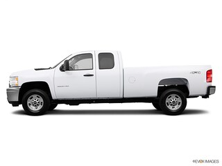 Used 2013 Chevrolet Silverado 2500HD WT Truck Extended Cab for Sale near Levittown, PA, at Burns Auto Group